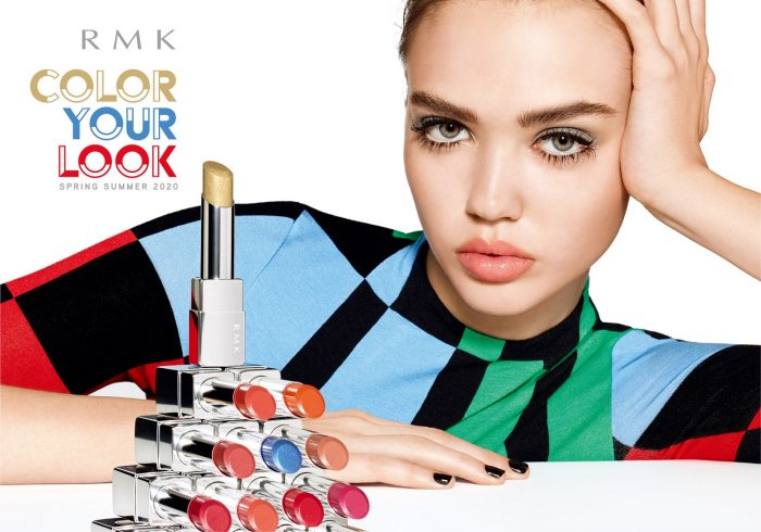 <RMK>COLOR YOUR LOOK 販売プロモーション