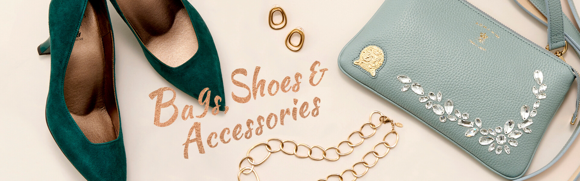 Bags,Shoes & Accessories