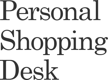 Personal Shopping Desk