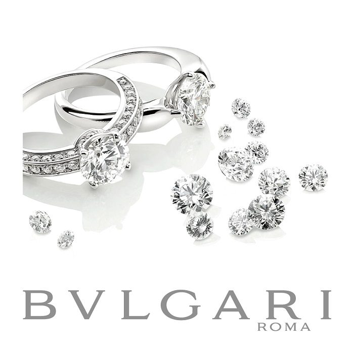 <BVLGARI>DIAMOND COLLECTION FAIR