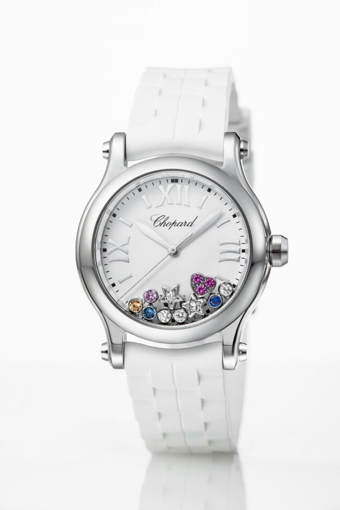 〈CHOPARD/ショパール〉 My Best Happy Sport ~カスタマイズフェア~