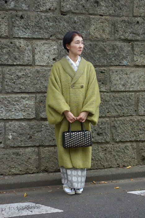 <kosode> kosode in GINZA 2019冬