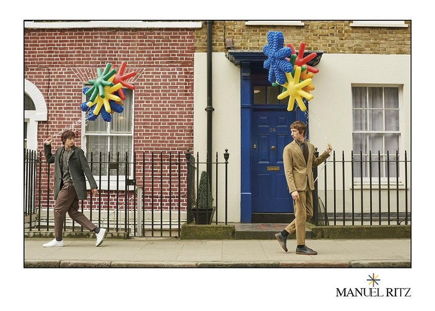 <MANUEL RITZ/マヌエル・リッツ>POP UP SHOP