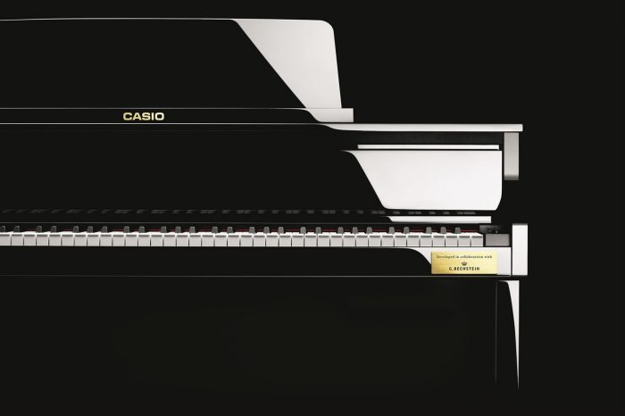 銀座 de Piano by CASIO