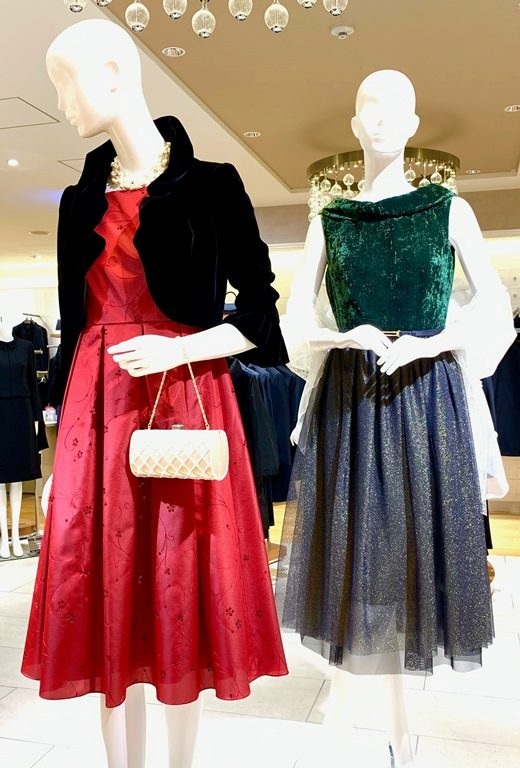 【カラーフォーマル】Winter Dress Style Collection