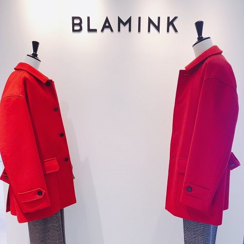 〈BLAMINK〉NEW ARRIVALS